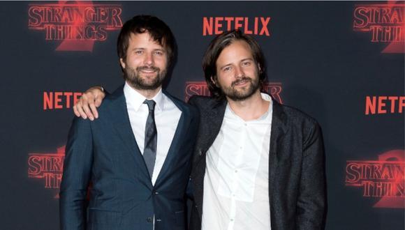 """Los hermanos Matt y Ross Duffer, creadores de """"Stranger Things"""",  son nuevamente demandados. (Foto: AFP/VALERIE MACON)"""