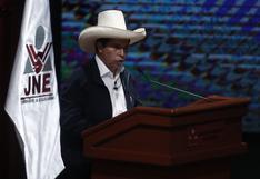 Pedro Castillo: ¿cuándo ofrecerá su primer mensaje a la nación como presidente?