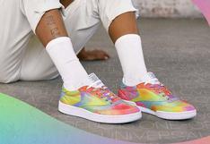 Las zapatillas que celebran el orgullo de la comunidad LGBTQ y cómo conseguirlas en Perú