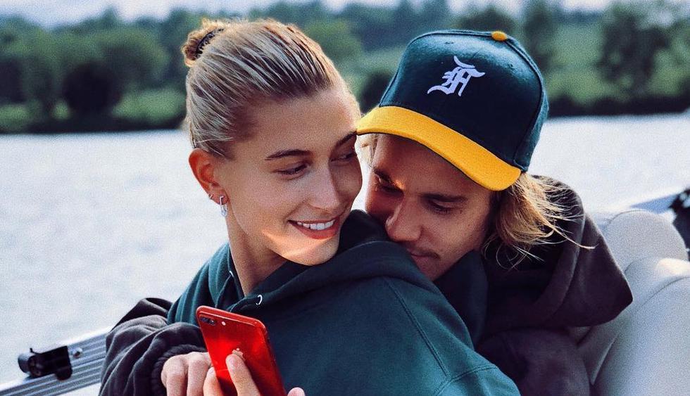 Hailey Baldwin compartió fotos y mensaje referido a su primer aniversario de matrimonio con Justin Bieber. (Foto: Hailey Baldwin)
