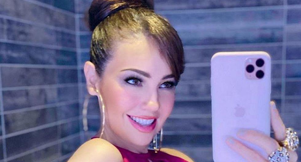 Thalía es muy activa en redes sociales y no dudó en compartir todos los momentos de su celebración de aniversario. (Foto: Instagram)