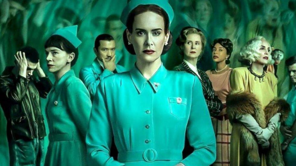 Ratched. La serie sigue la vida de la enfermera Mildred Ratched que acaba de entrar a trabajar a un hospital psiquiátrico en el que se convertirá en un monstruo para sus pacientes. (Foto: Netflix)