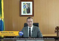 Brasil: Jair Bolsonaro destituye a secretario de cultura tras referencia a discurso nazi | VIDEO