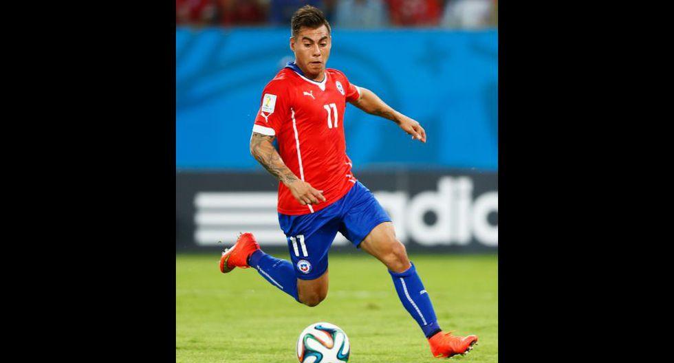 Así llegan los 'extranjeros' chilenos para el duelo ante Perú  - 15