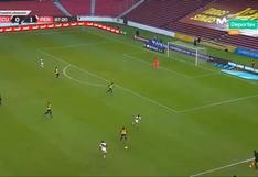 Gianluca Lapadula asistió a Luis Advíncula para el 2-0 de Perú ante Ecuador por Eliminatorias | VIDEO