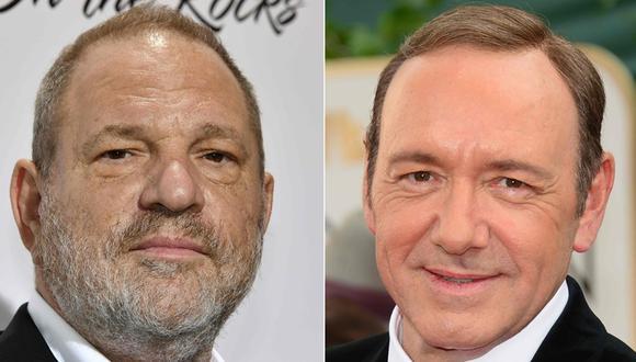 Así es la clínica en la que se rehabilitan Harvey Weinstein y Kevin Spacey