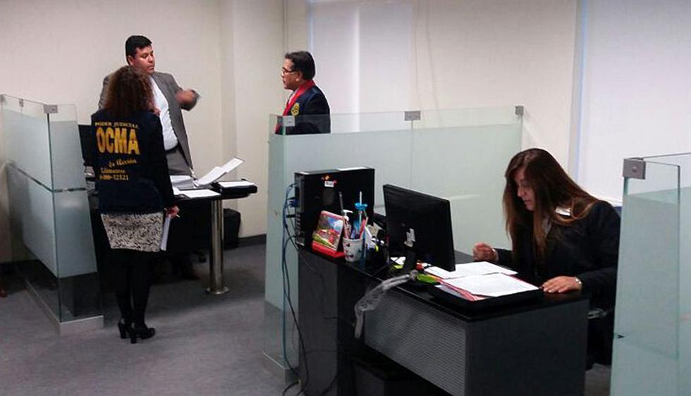 """Ríos Montalvo, de acuerdo a otro audio difundido anoche por """"Panorama"""", habría intervenido para que el juez Juan Miguel Canahualpa Ugaz sea nombrado como fiscal adjunto provincial de familia del primer puerto. (Foto: OCMA)"""
