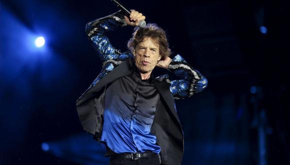 Mick Jagger publica fotografía tras ser operado del corazón. (Foto: EFE)