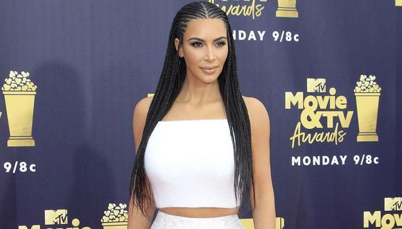 Kim Kardashian comparte tierno video dirigido por su hija North West (Foto: EFE)