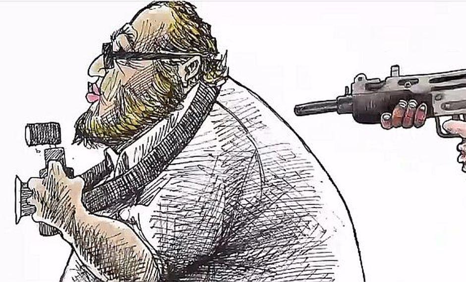 Luis Cardona, el periodista mexicano a quien quisieron matar