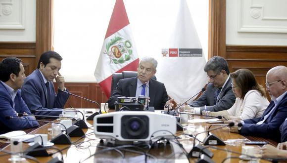 La posición del presidente Martín Vizcarra sobre la bicameralidad marca una distancia ante la votación de sus propios ministros y congresistas de PpK. (Foto: PCM)