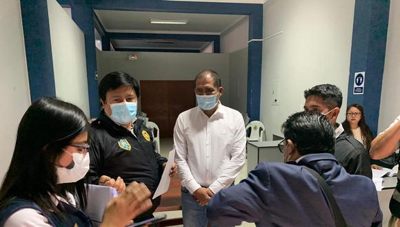 Áncash: fiscalía solicita 9 meses de prisión preventiva para el gobernador Juan Carlos Morillo. (Foto: archivo GEC)