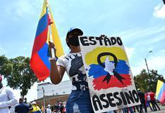 """Colombia: """"Solo Duque se cree que las protestas están financiadas por el terrorismo"""""""