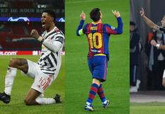 Champions League 2020-21: Resultados de este martes en la primera jornada del torneo