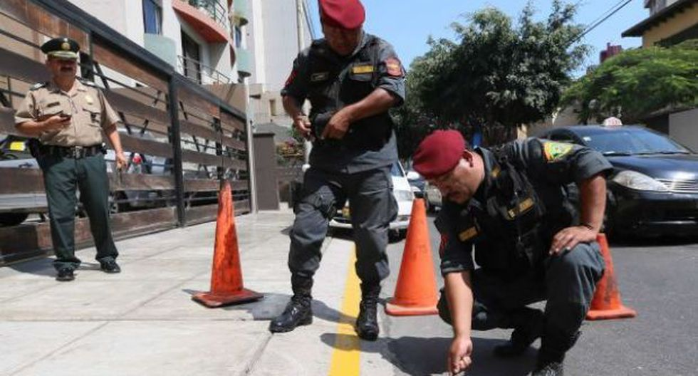 Mujer 'pepea' y roba a trabajadores de la ONU en Miraflores