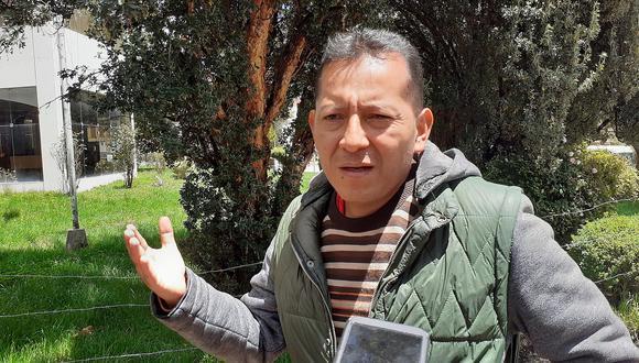 """""""Hemos hecho una evaluación seria del Penal Ancón II"""", sostuvo el parlamentario. (Foto: Difusión)"""