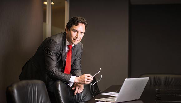 """""""Estamos evaluando la adquisición de otras empresas"""", señala Jorge Vargas, gerente general de Conelsur."""