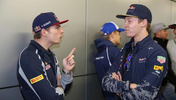 Fórmula 1: Max Verstappen es nuevo piloto de Red Bull
