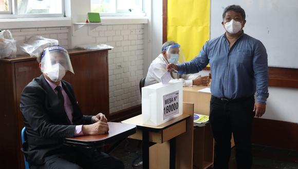 Los titulares de las oficinas descentralizadas fueron capacitados para las elecciones del 11 de abril. (Foto: ONPE)