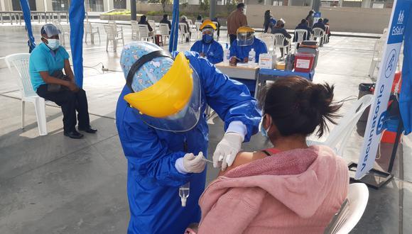 Tacna es una de las regiones que mejor a manejado la pandemia y el proceso de inoculación. (Foto: GEC)