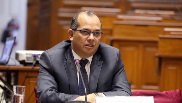 Luis Miguel Castilla es investigado por el Caso Gasoducto. (Foto: Congreso)