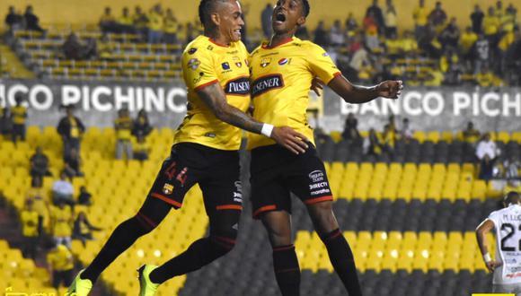 Barcelona vs. América de Quito por la Serie A de Ecuador | Foto: Barcelona SC