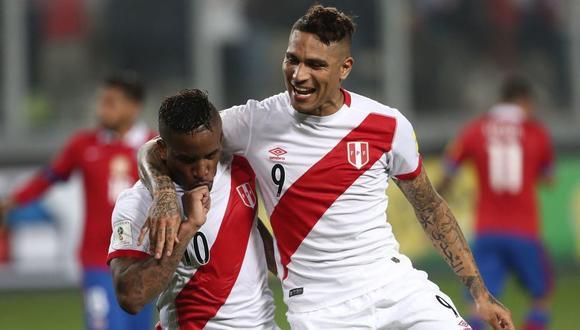 Paolo Guerrero y Jefferson Farfán iniciaron juntos en el fútbol en Alianza Lima. (Foto: GEC)