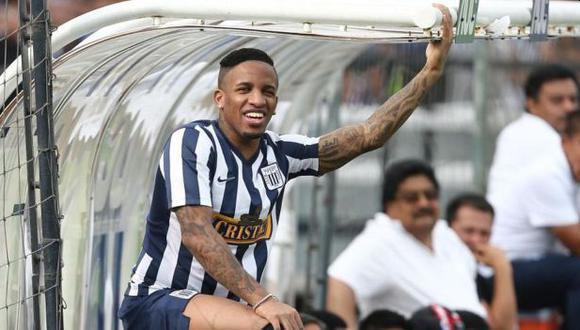Jefferson Farfán será jugador de Alianza Lima tras 17 años. (Foto: GEC)