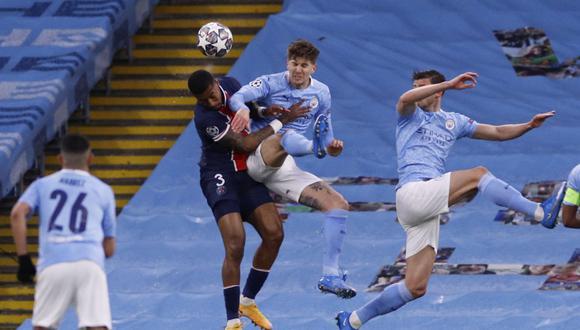 Manchester City enfrentó al PSG por la Champions League | Foto: Phil Noble