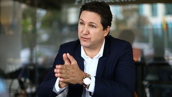 Daniel Salaverry, candidato presidencial por Somos Perú | Foto: El Comercio / Archivo