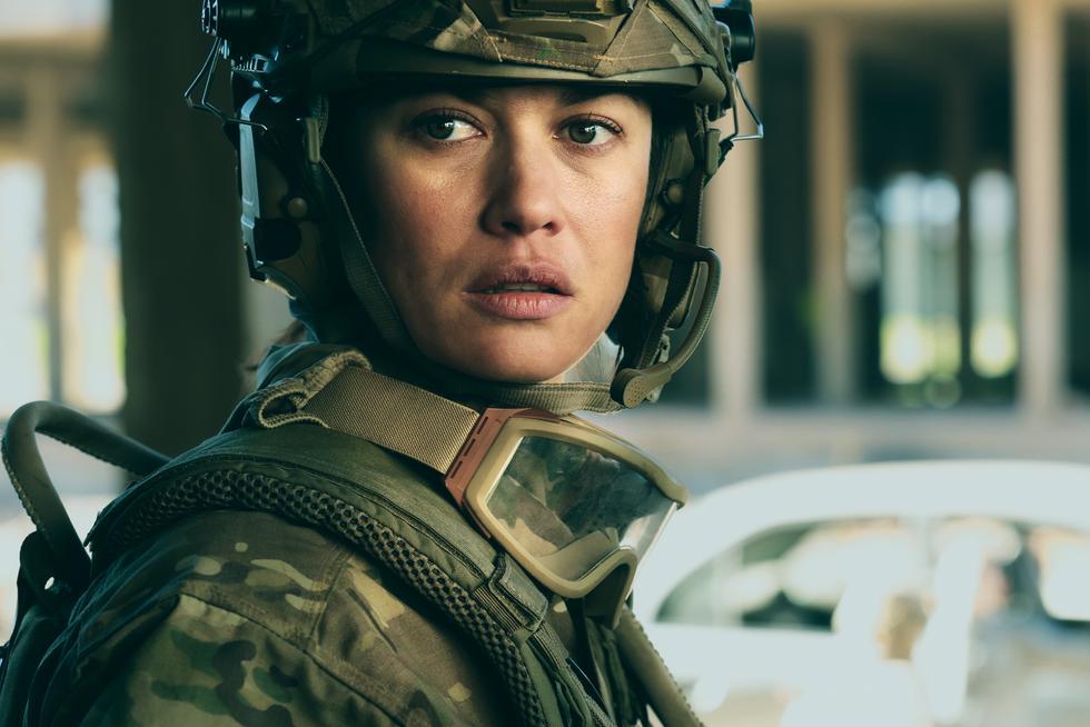 La cinta de Netflix sigue a Klara, una mujer de 33 años que es intérprete en el ejército francés y, después de experimentar los horrores de la guerra en Siria, es trasladada a Niza como parte de la Operación Sentinel. (Foto: Netflix)