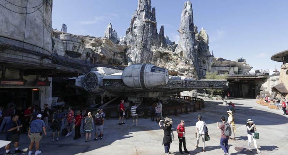 Recientemente inaugurada, Star Wars: Galaxy's Edge es la nueva área, quizás de las más esperadas de Disney, en Orlando.