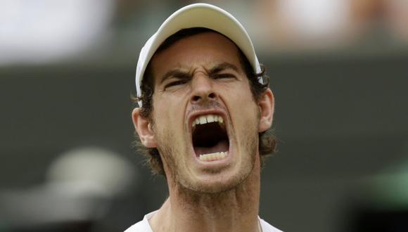 Wimbledon: Andy Murray venció a Robin Hasse sin problemas