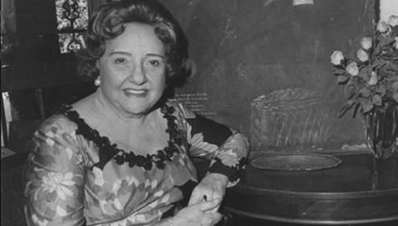 Margarita Debayle de Pallais forma parte de la historia de un famoso cuento en verso del gran poeta de la lengua española, el nicaragüense Rubén Darío, padre del modernismo continental. Ella vivió en Lima en los años 40 y allí dio su revelador testimonio. Luego regresó a nuestra capital donde murió en 1983. (Foto: Internet)