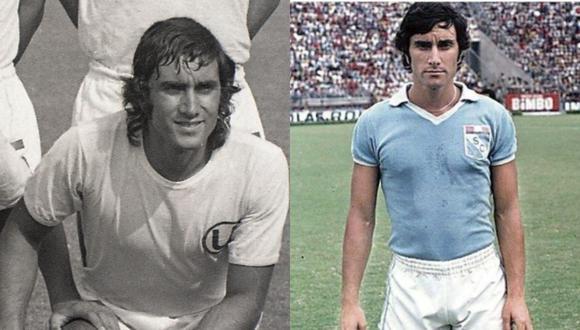Juan Carlos Oblitas jugó en el fútbol peruano por Universitario y Sporting Cristal. (Foto: El Comercio)