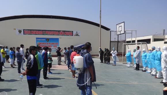 Coronavirus en Perú: 55 internos del penal Varones de Trujillo vencieron al COVID-19. (Foto: Inpe)