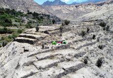 La primera excursión a los pueblos sepultados por el volcán Huaynaputina en el año 1600   FOTOS
