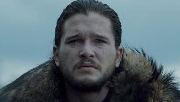 Jon Snow, el hombre de la mirada triste que se transformó en el protagonista de Game of Thrones. | HBO