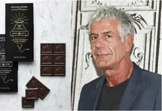 Anthony Bourdain y los chocolates que creó con cacao peruano