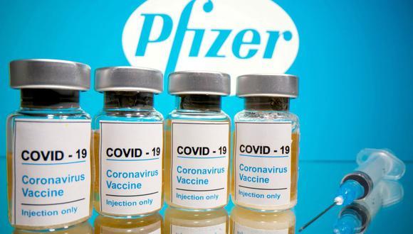 Coronavirus USA | Vacuna contra el COVID-19 | La FDA otorga la aprobación de emergencia en Estados Unidos a la vacuna de Pfizer y BioNtech | Donald Trump. (REUTERS/Dado Ruvic/File Photo).