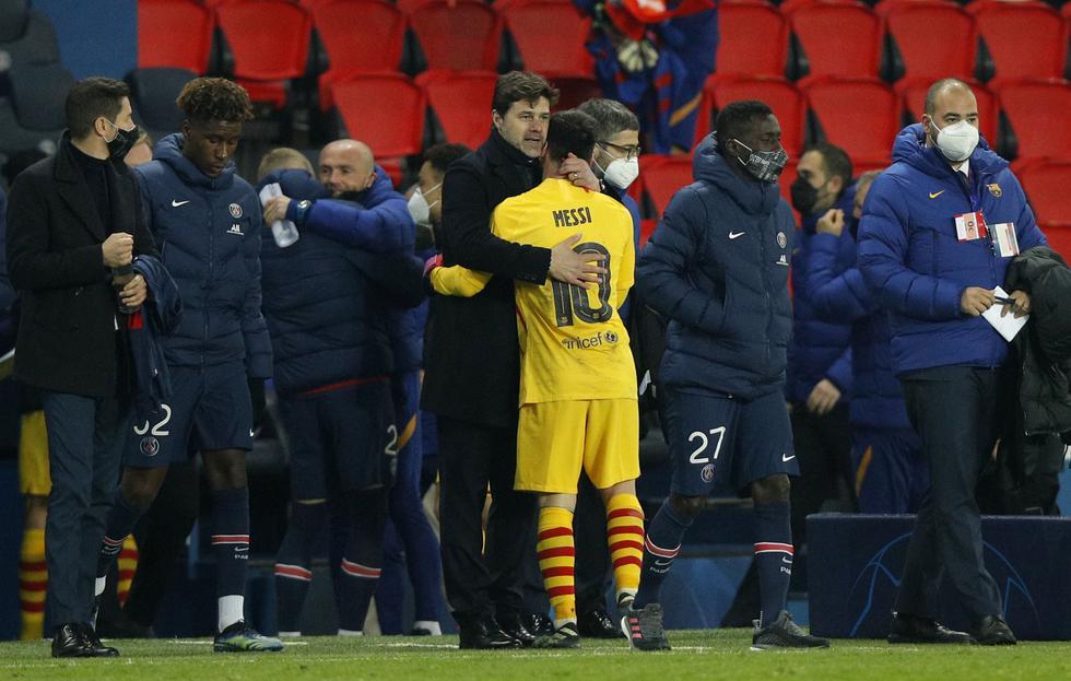Barcelona vs. PSG: mira las mejores postales del duelo por Champions League