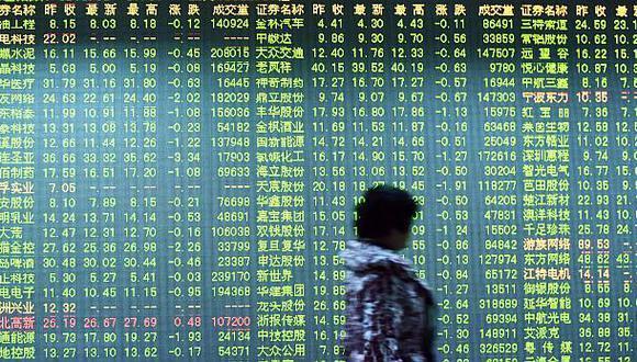 Bolsas chinas se estabilizan y mercado europeo abre con alza