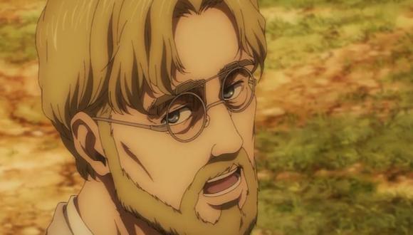 Zeke tiene un plan para que Eldia sobreviva, pero tiene que sacrificar a muchas personas (Foto: Crunchyroll)