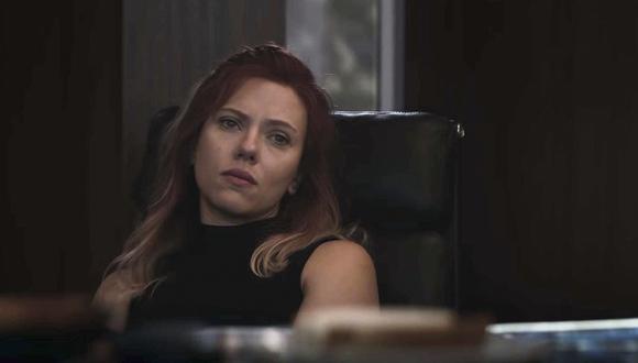 'Black Widow' ha representada durante años por Scarlett Johansson. | Marvel