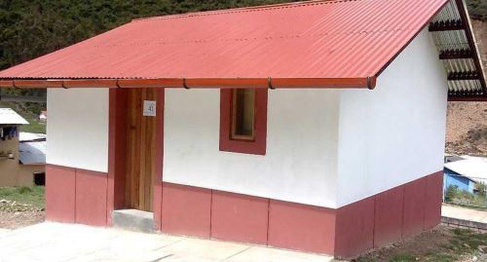 Conoce las más de 400 casas bioclimáticas contra heladas instaladas en Ayacucho