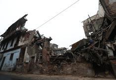 Barrios Altos: en estas condiciones se encuentra el edificio El Buque | FOTOS