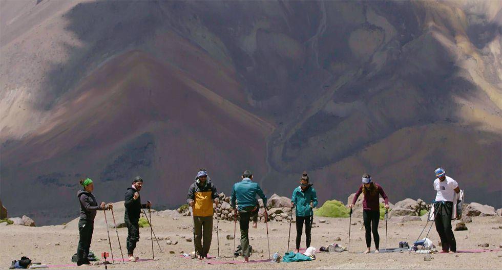 La aventura fue documentada para un corto que se presentará en uno de los festivales de cine de montaña más importantes del mundo. (Foto: Difusión)