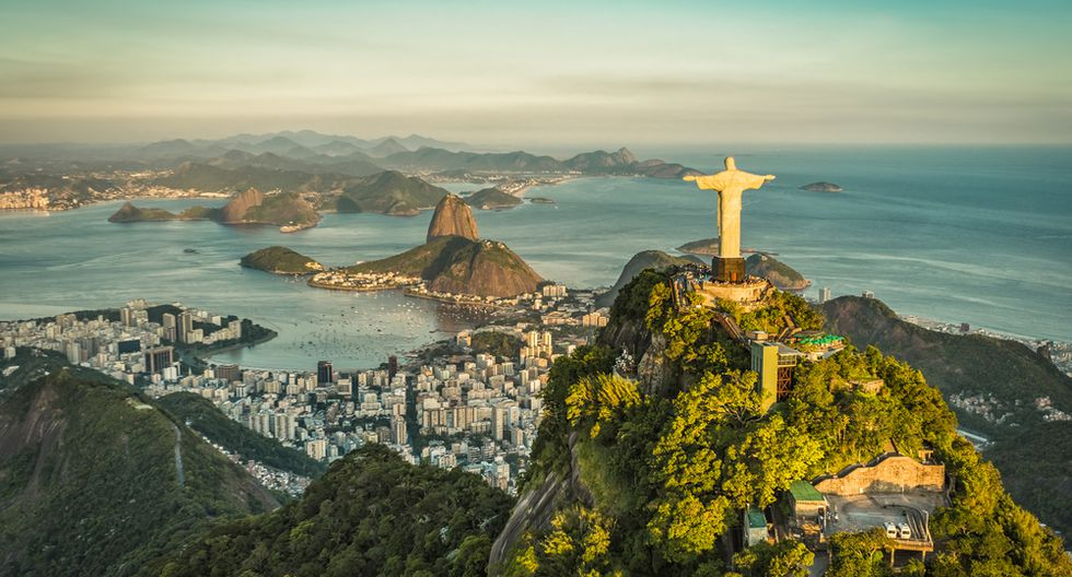 El ganador podrá conocer lo mejor de Brasil durante 30 días, con todos los gastos pagados.(Foto: Shutterstock)