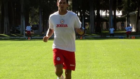 'Zlatan' Fernández comenzó pretemporada con Argentinos Juniors