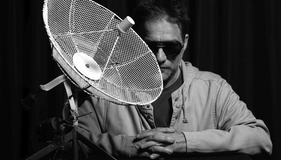 """Después de siete años, Vicentico lanza un nuevo disco como solista, """"El pozo brillante"""". (Foto: Sony Music)"""